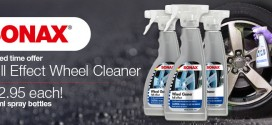 sonax full effect wheel cleaner limited time offer