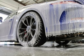 Porsche 911 GT3 @ Detailer's Domain in NJ - Authorized Modesta Installer